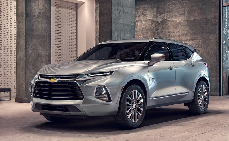 Greensboro NC - 2019 Chevrolet Blazer's Mechanical