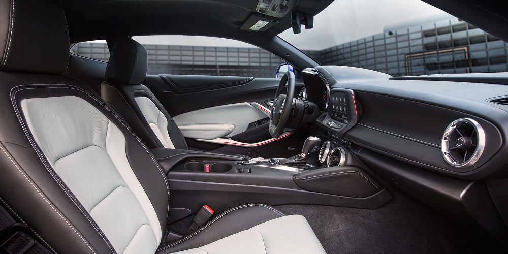 Greensboro NC - 2019 Chevrolet Camaro Interior
