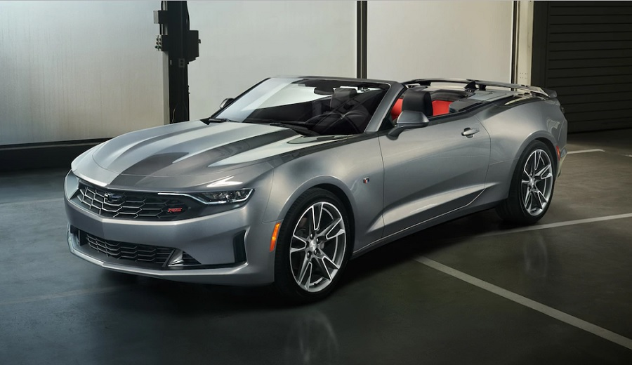 Chevrolet dealership serving Burlington NC - 2019 Chevrolet Camaro