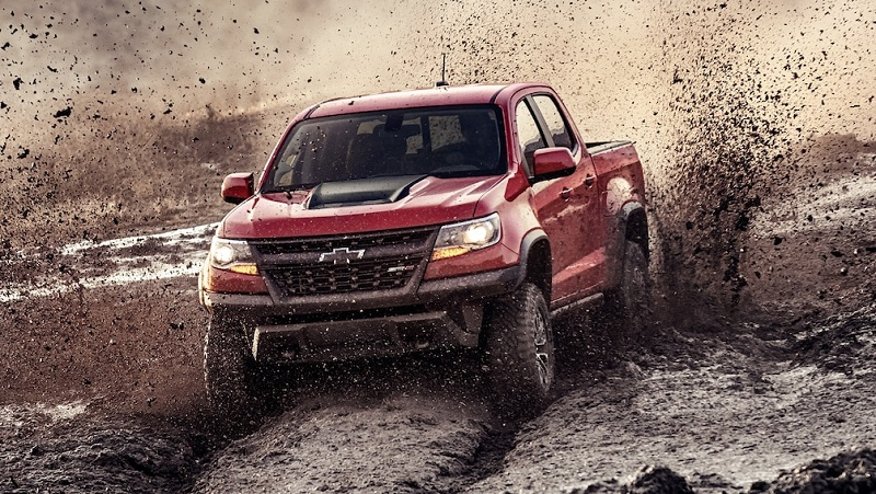 Greensboro NC - 2019 Chevrolet Colorado's Exterior