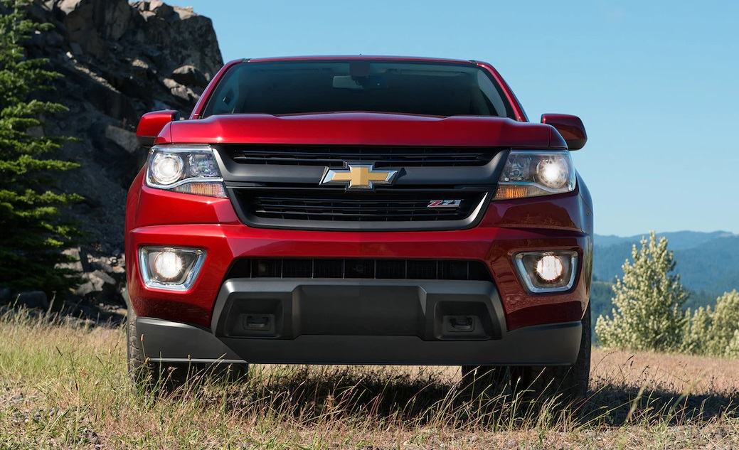 Greensboro NC - 2020 Chevrolet Colorado's Exterior