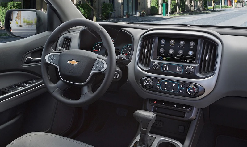 Greensboro NC - 2019 Chevrolet Colorado's Interior