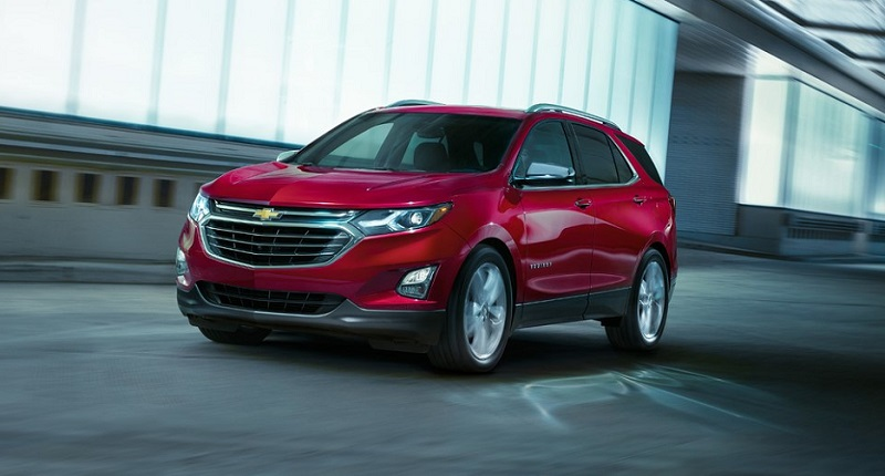 Greensboro NC - 2019 Chevrolet Equinox's Mechanical