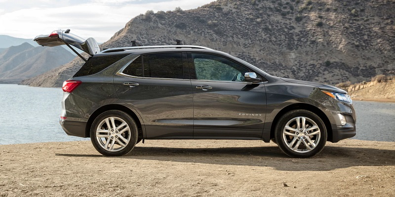 Greensboro NC - 2019 Chevrolet Equinox's Overview