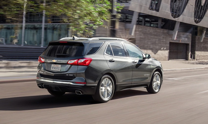 Chevrolet dealer near Winston Salem NC - 2019 Chevrolet Equinox