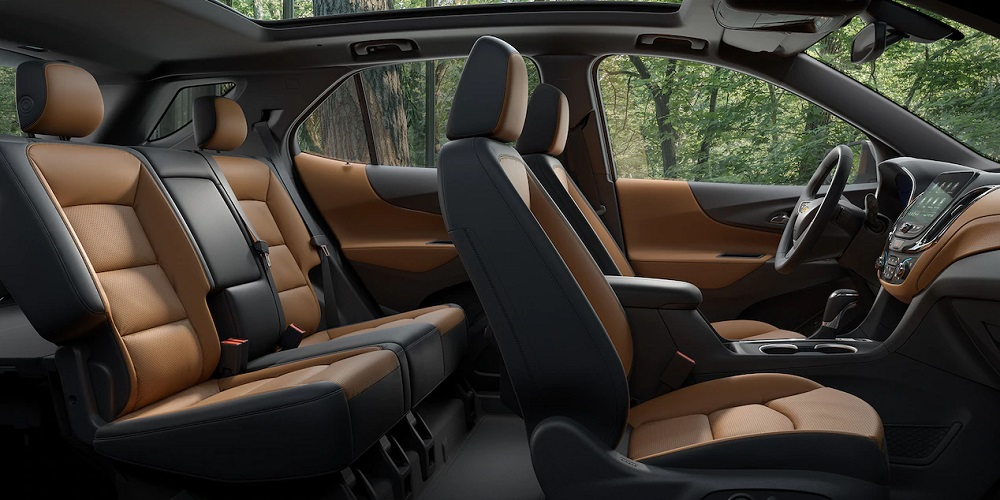 Greensboro NC - 2019 Chevrolet Equinox's Interior
