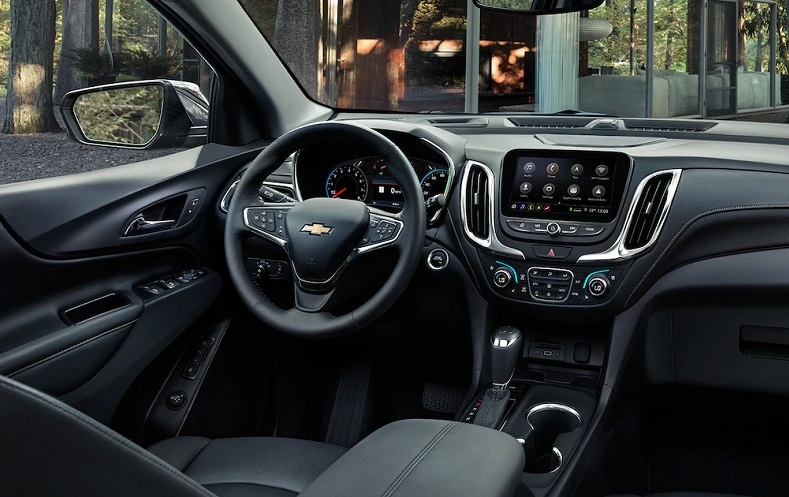 Greensboro NC - 2019 Chevrolet Equinox Interior