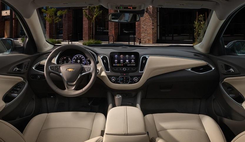 Kernersville Area - 2019 Chevrolet Malibu's Interior