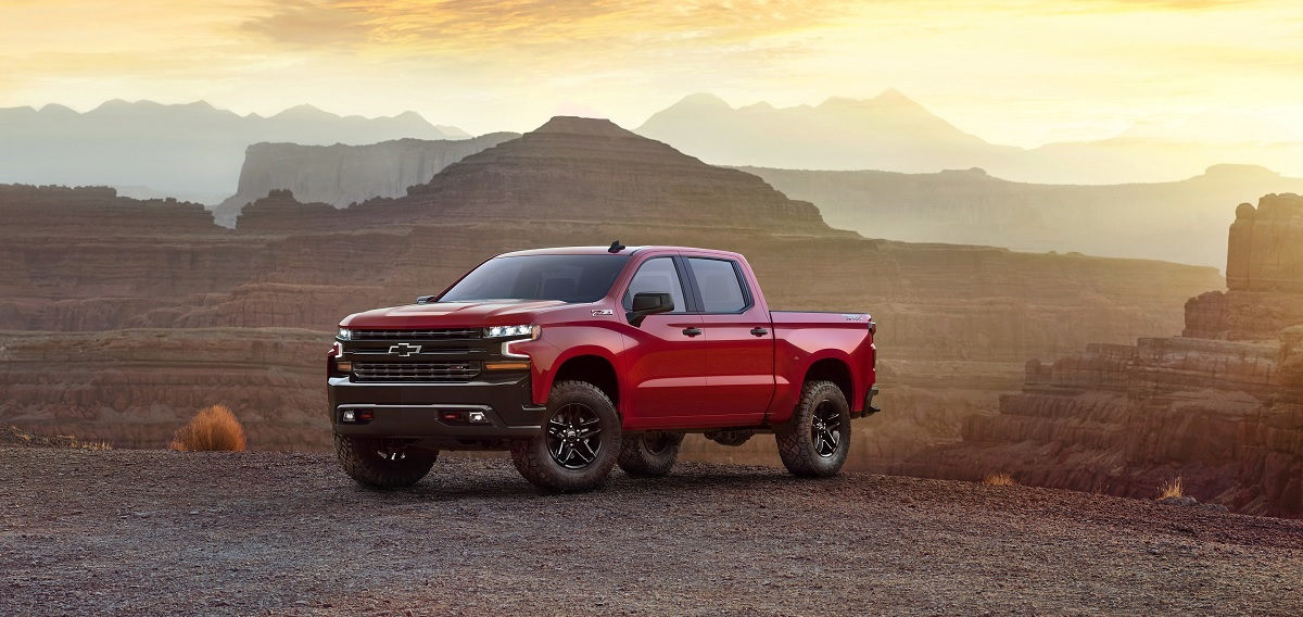 Kernersville Area - 2019 Chevrolet Silverado's Overview