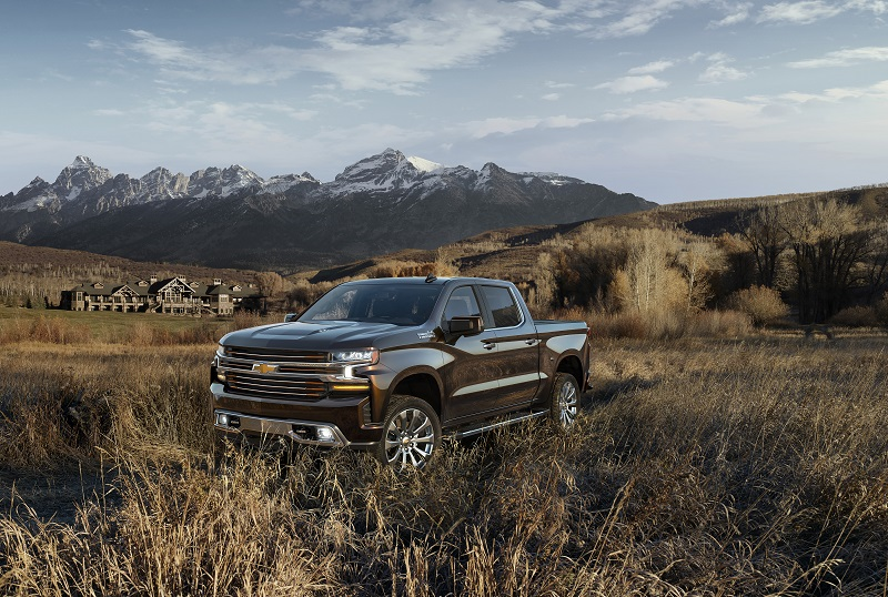 Greensboro NC - 2019 Chevrolet Silverado Overview
