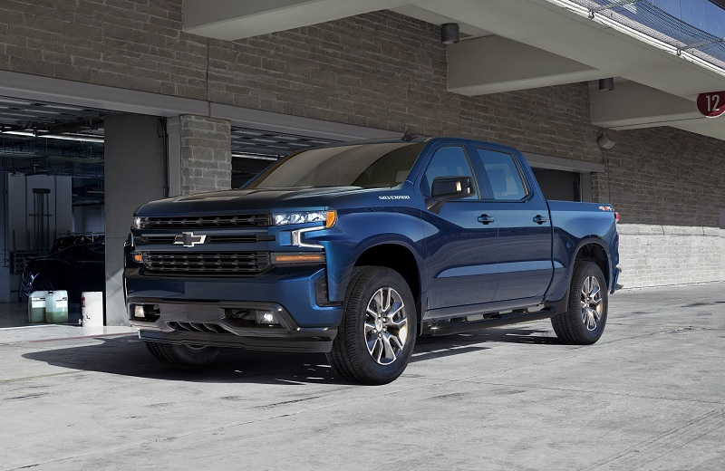 Chevrolet dealer near Winston Salem NC - 2019 Chevrolet Silverado