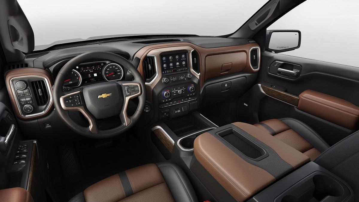 Winston Salem NC - 2019 Chevrolet Silverado Interior