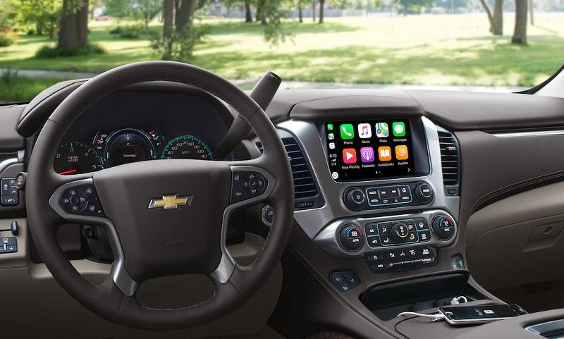 Greensboro NC - 2019 Chevrolet Tahoe's Interior