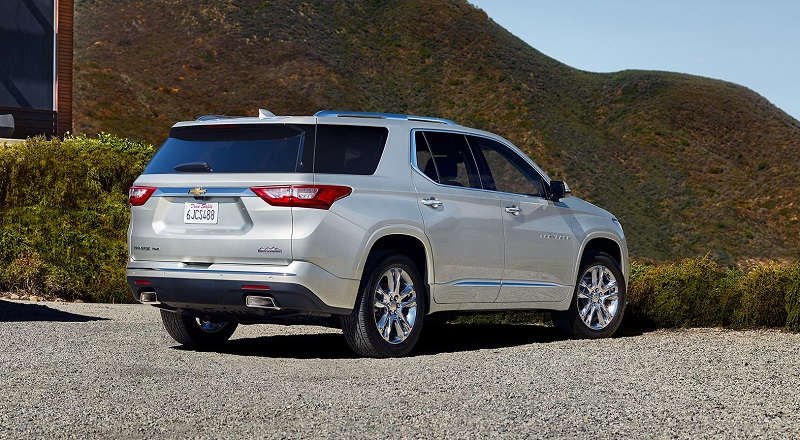 Greensboro NC - 2019 Chevrolet Traverse Overview