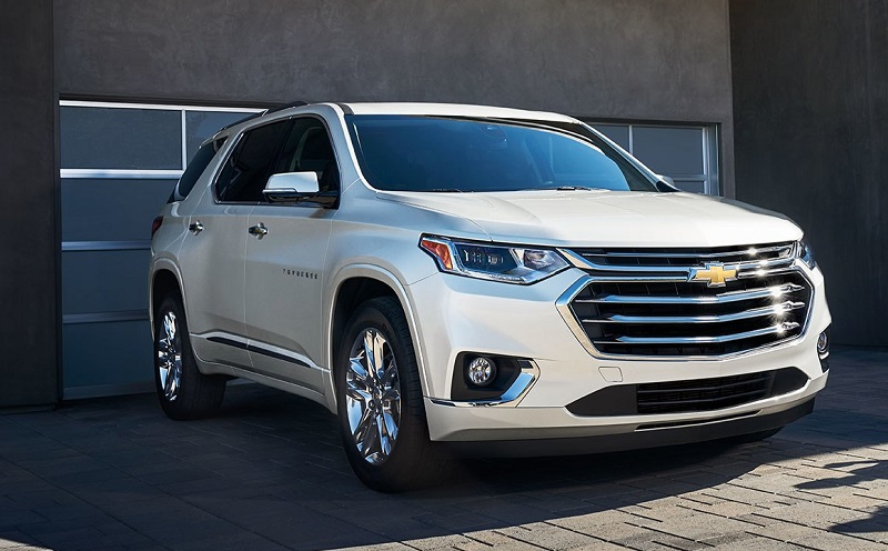 Chevrolet dealership serving Burlington NC - 2019 Chevrolet Traverse