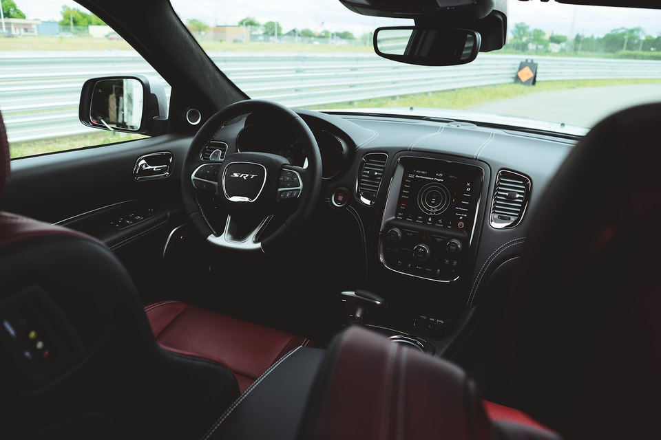 Long Island NY - 2019 Dodge Durango's Interior