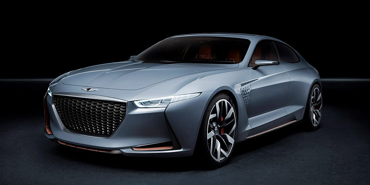 Charlotte NC - Future Genesis Vehicles - New York Concept