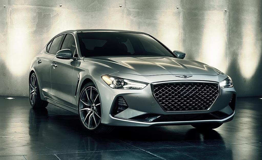 Charlotte NC - 2019 Genesis G70's Overview