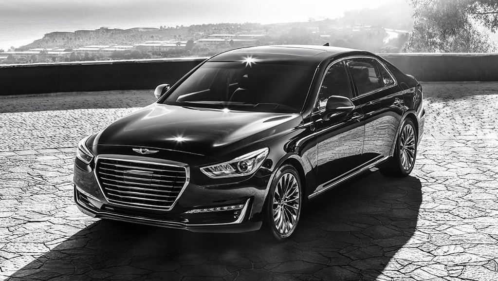 Charlotte NC - 2019 Genesis G90's Mechanical