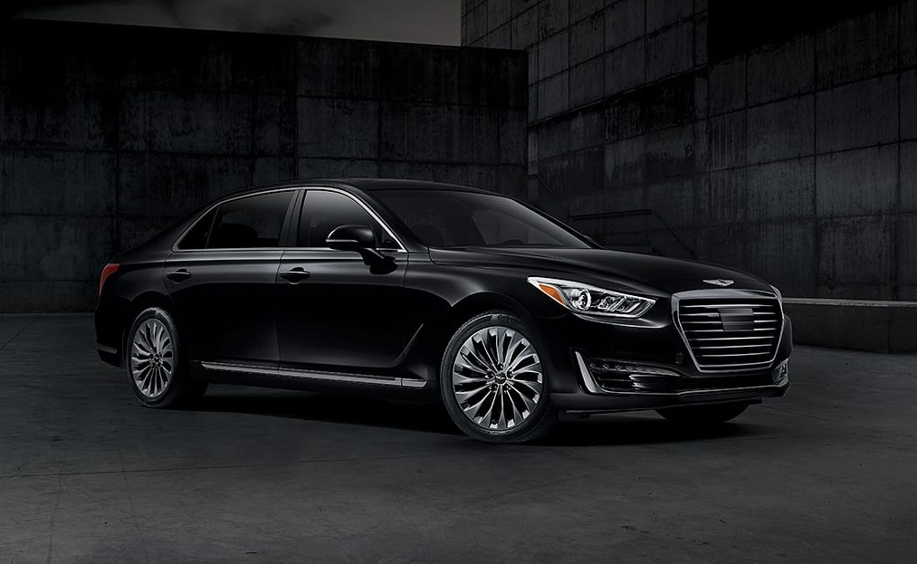 Charlotte NC - 2019 Genesis G90's Overview