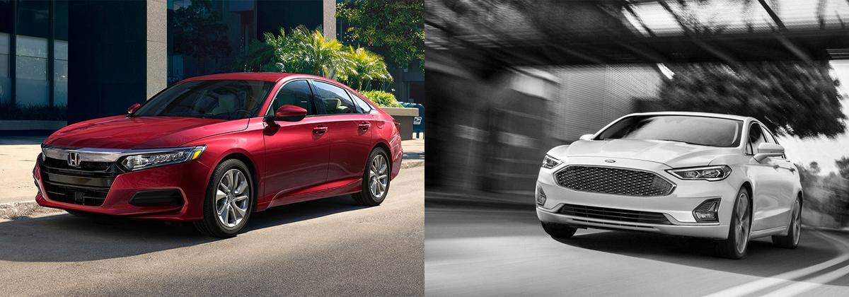 Why 2019 Honda Accord vs 2019 Ford Fusion - Brooklyn NY