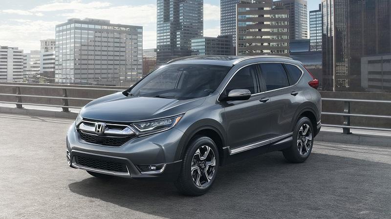 Brooklyn Review - 2020 Honda CR-V Hybrid