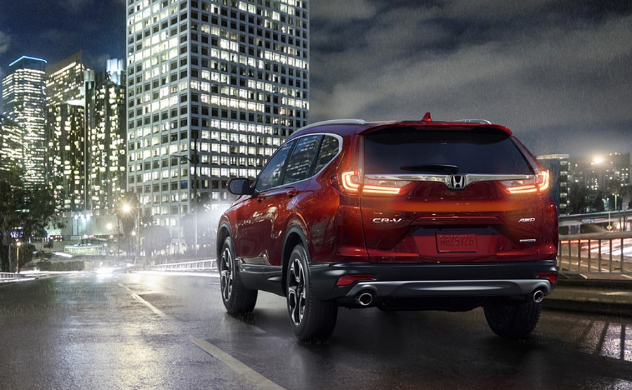 Brooklyn NY - 2019 Honda CR-V's Mechanical