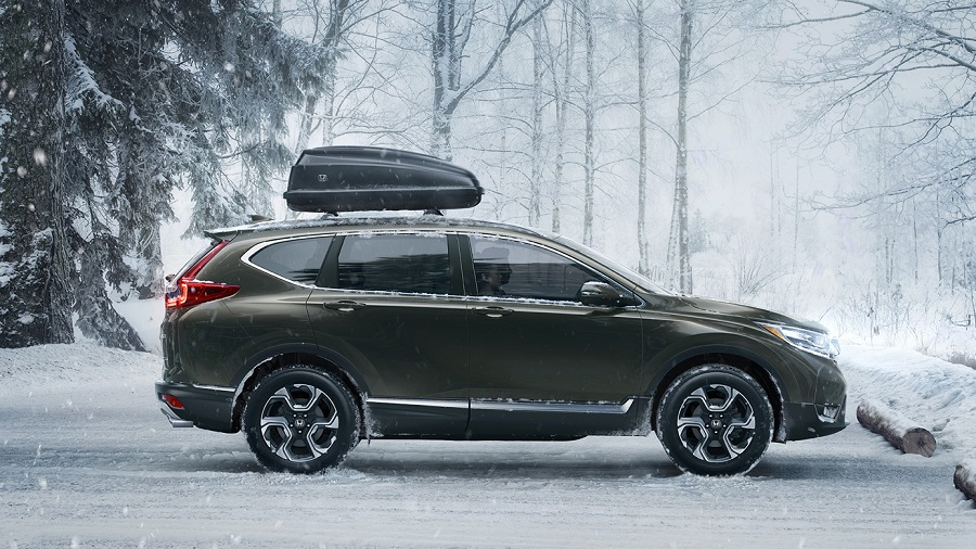 Brooklyn NY - 2019 Honda CR-V's Overview