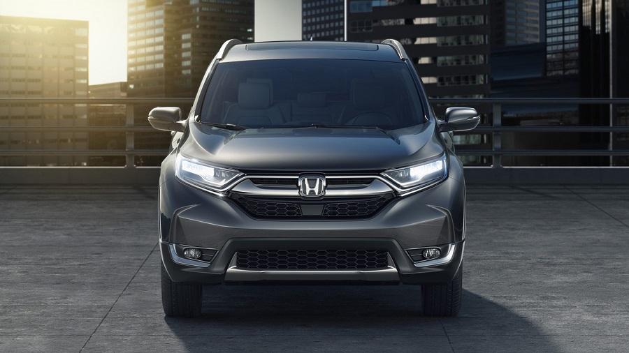 Brooklyn Review - 2020 Honda CR-V