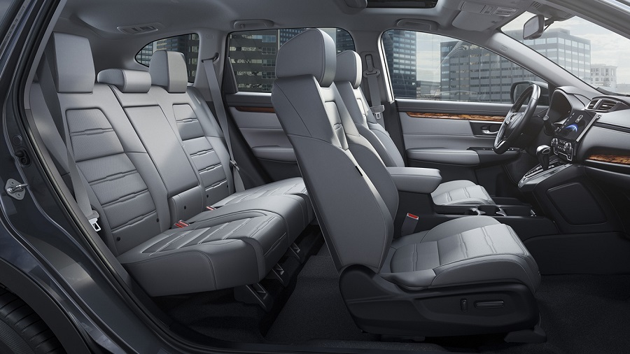 Brooklyn NY - 2019 Honda CR-V's Interior