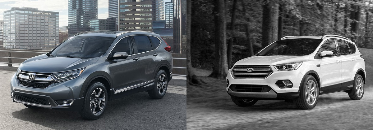 Why 2019 Honda CR-V vs 2019 Ford Escape - Brooklyn NY