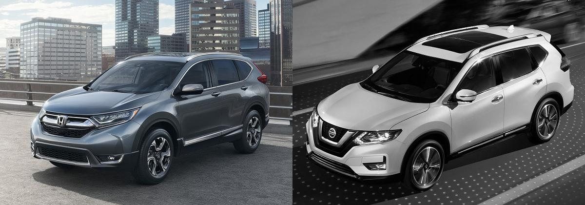 Why 2019 Honda CR-V vs 2019 Nissan Rogue - Brooklyn NY