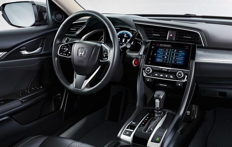 Queens NY - 2019 Honda Civic Sedan's Interior