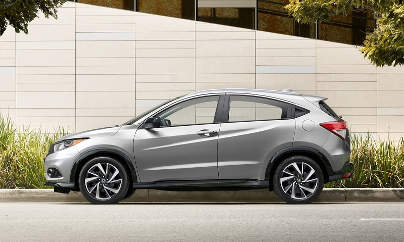 Why 2019 Honda HR-V vs 2019 Ford EcoSport - Brooklyn NY