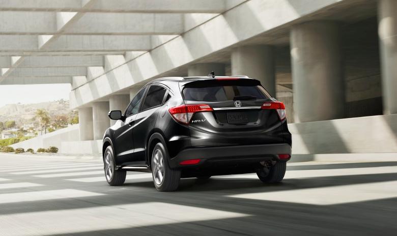 Brooklyn NY - 2019 Honda HR-V's Mechanical