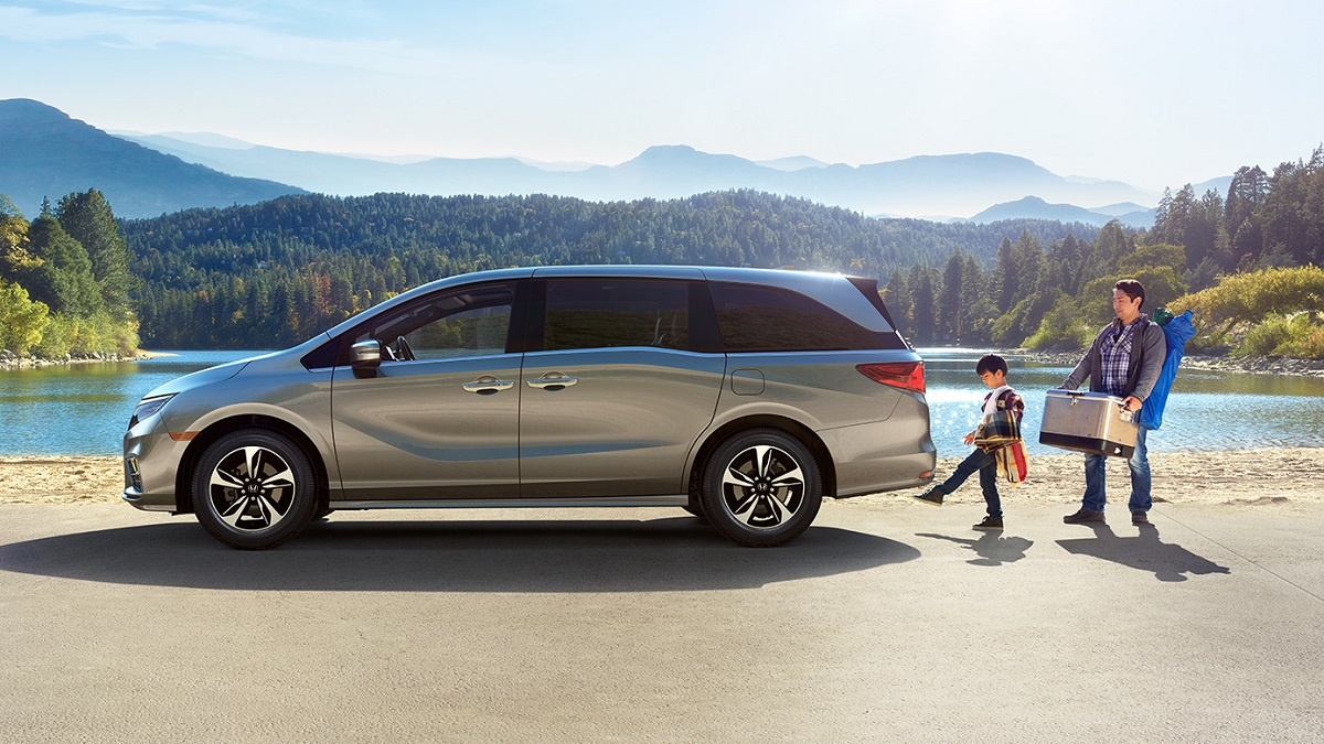 2019 Honda Odyssey lease and specials near Queens NY