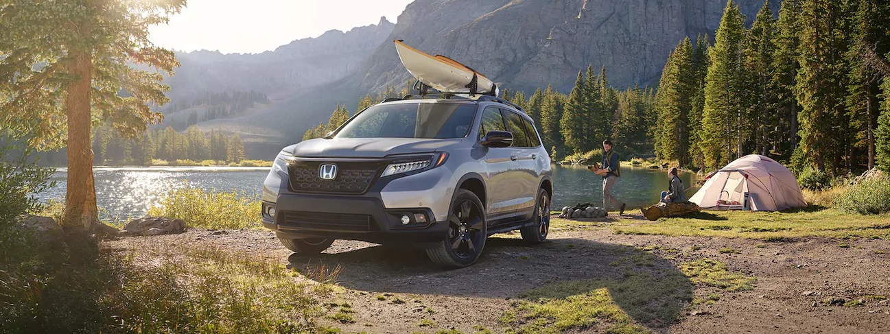 2019 Honda Passport Lease and Specials in Lumberton near Fayetteville North Carolina