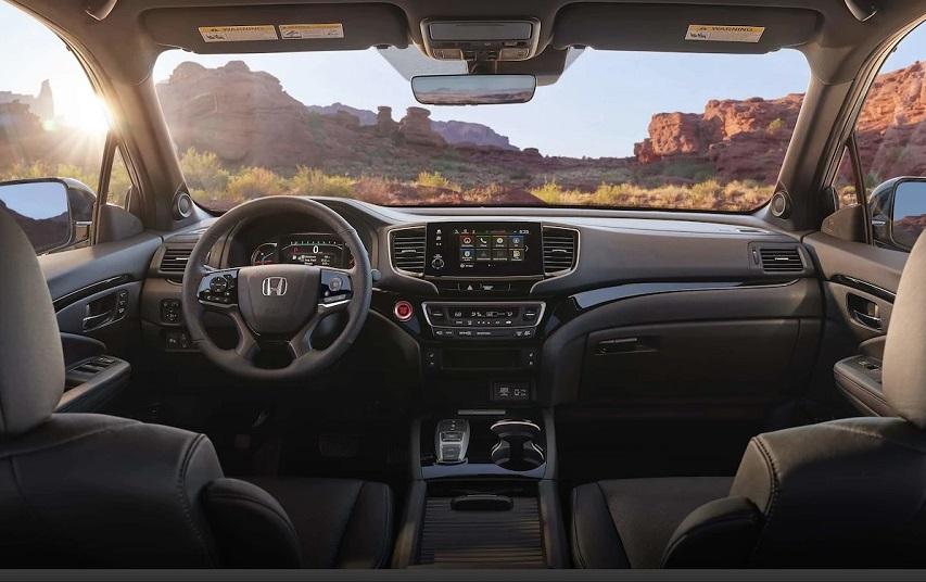 Lumberton NC - 2019 Honda Passport's Interior