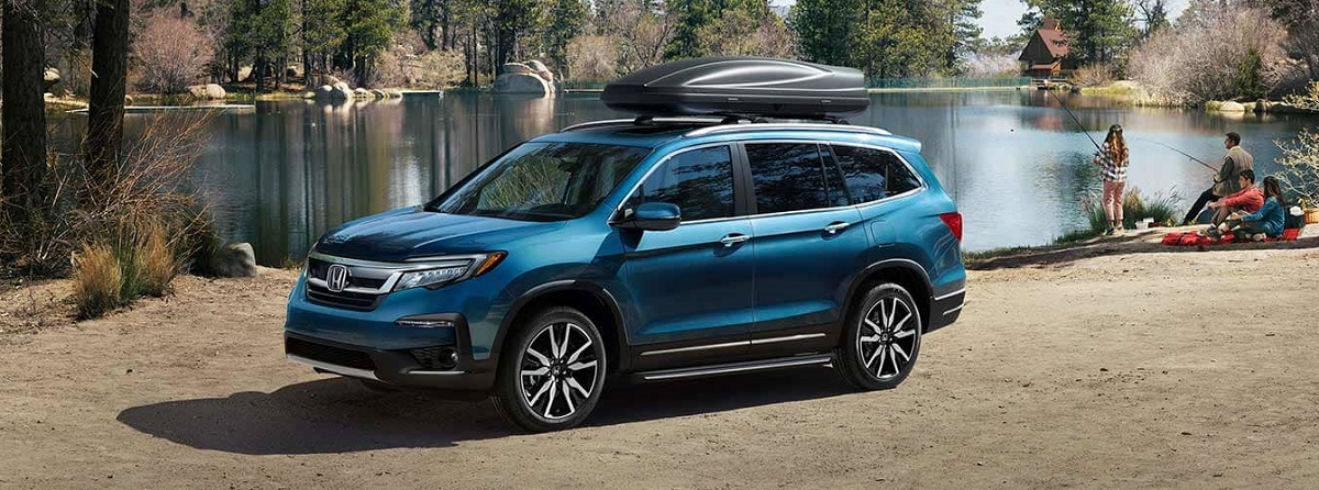 Why Buy 2020 Honda Pilot in New York City