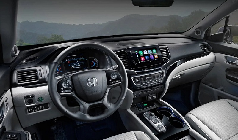 New York City - 2020 Honda Pilot's Interior