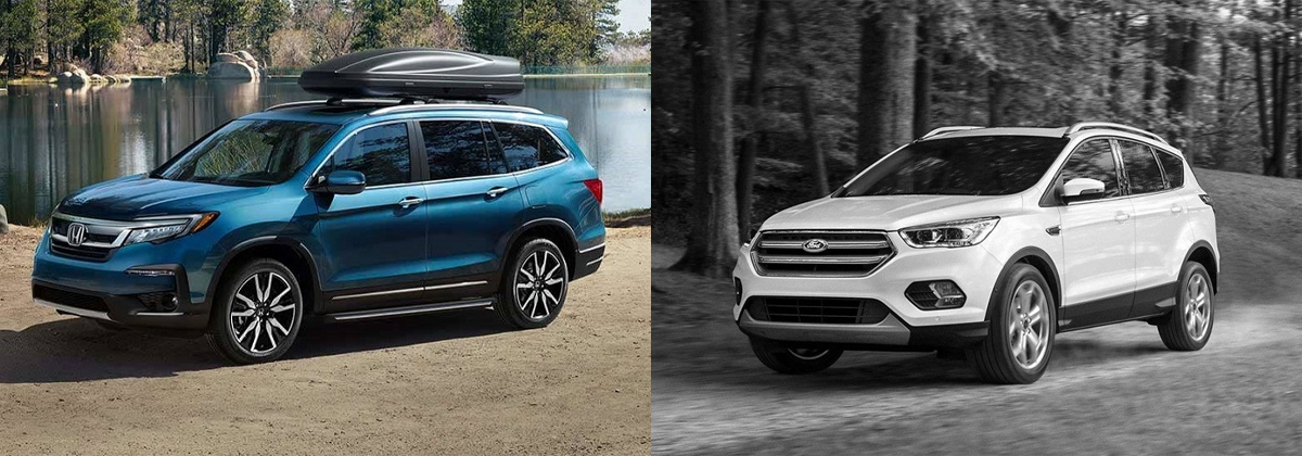 Why 2019 Honda Pilot vs 2020 Ford Escape - Brooklyn NY