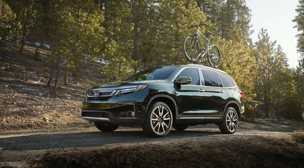 2019 Honda Pilot lease and specials near Queens NY