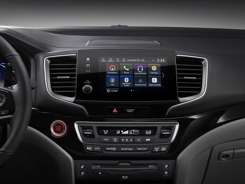 Brooklyn NY - 2019 Honda Pilot's Overview