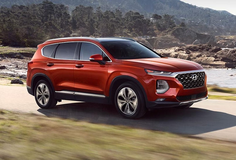 Matthews North Carolina - 2019 Hyundai Santa Fe's Mechanical