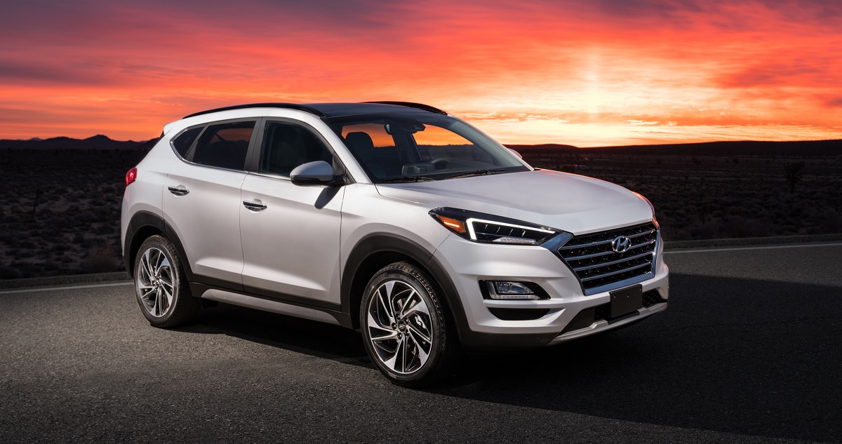 Why LEASE 2019 Hyundai Tucson near Charlotte NC
