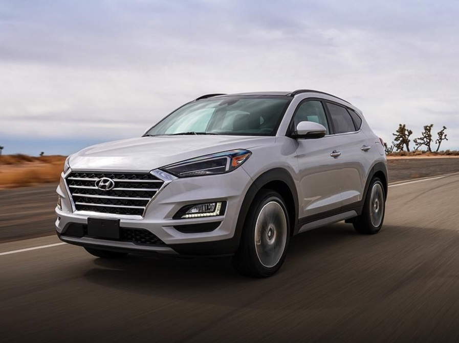 Research 2020 Hyundai Tucson near Charlotte NC