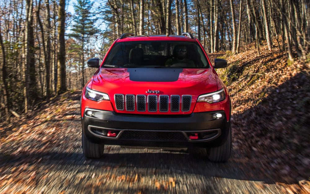 2019 Jeep Cherokee for Sale near New York City