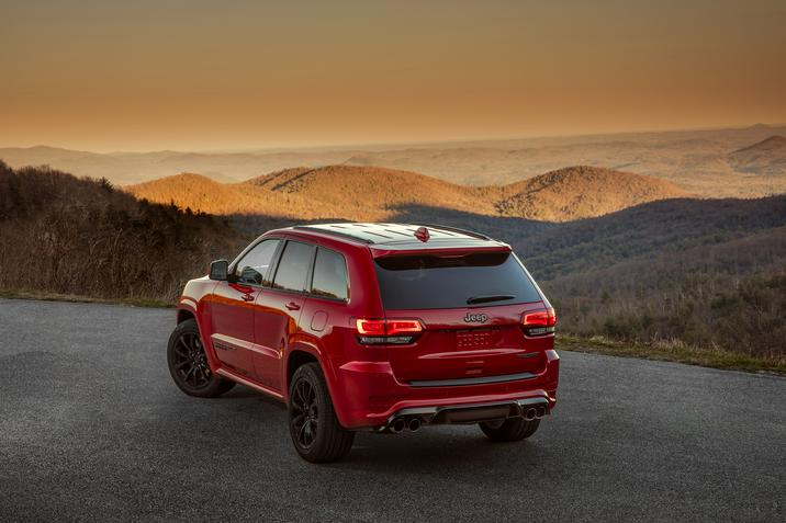 Long Island NY - 2019 Jeep Grand Cherokee's Exterior