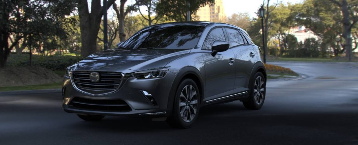 2019 Mazda CX-3 Lease and Specials near Charlotte NC