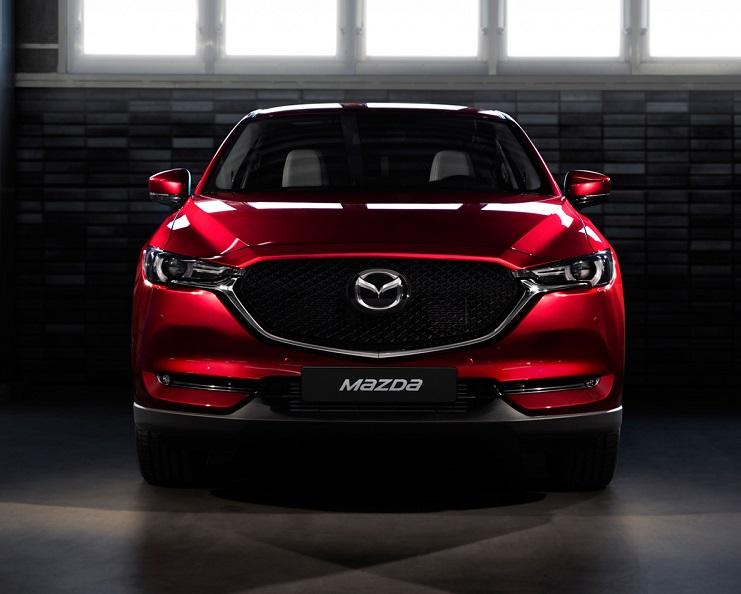 Charlotte NC - 2019 Mazda CX-5's Overview
